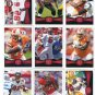 (9) Tampa Bay BUCS Buccaneers 2012 Topps TEAM Base Lot: Freeman, V Jackson, more