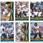 (6) JAGUARS 2012 Topps Base TEAM Lot: Blaine Gabbert, MJD, Laurent Robinson, more