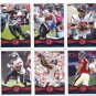 (12) Houston TEXANS 2012 Topps Base TEAM Lot: Arian Foster, A Johnson, Cushing, JJ Watt, more