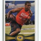 TOMMY STREETER 2012 Topps #199 ROOKIE Ravens MIAMI CANES Hurricanes