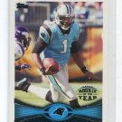 CAM NEWTON 2012 Topps ROY #141 Carolina Panthers AUBURN Tigers HEISMAN QB