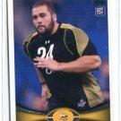 MATT KALIL 2012 Topps #319 ROOKIE Vikings USC Trojans