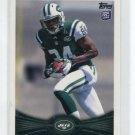 STEPHEN HILL 2012 Topps #115 ROOKIE New York NY Jets GEORGIA TECH