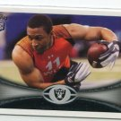 JURON CRINER 2012 Topps #278 ROOKIE Oakland Raiders ARIZONA Wildcats