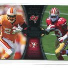 LaMICHAEL JAMES / LeGARRETTE BLOUNT 2012 Topps #PA-BJA ROOKIE OREGON Ducks 49ers