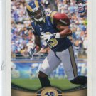 CHRIS GIVENS 2012 Topps #357 ROOKIE St. Louis Rams MIAMI of OHIO