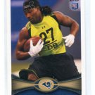 JANORIS JENKINS 2012 Topps #222 ROOKIE St. Louis Rams FLORIDA Gators