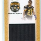 AUSTIN COLLINSWORTH 2010 Razor Army All-American JERSEY Notre Dame Irish SAFETY #d/150