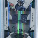 DEON BUTLER 2009 Donruss Certified DUAL JERSEY AUTO Seahawks PENN STATE Nittany Lions #d/399