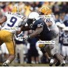 OLLIE OGBU Penn State Nittany Lions vs. LSU Tigers Bowl Game - DT  -  8x10