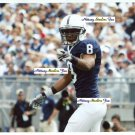 D&#39;ANTON LYNN - Photo 4 - Penn State Nittany Lions NEW YORK NY Jets - CB  -  8x10