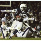 SILAS REDD - Photo 4 - Penn State Nittany Lions USC Trojans - vs. Northwestern Wildcats - RB -  8x10