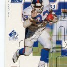GARY BROWN 1999 SP Signature Edition #78 Penn State Nittany Lions CHARGERS
