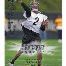 DENNIS DIXON 2008 Upper Deck UD Rookie Exclusives #RE99 ROOKIE Oregon Ducks STEELERS QB