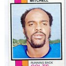 LYDELL MITCHELL 1973 Topps #56 ROOKIE Baltimore Colts PENN STATE
