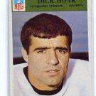 DICK HOAK 1966 Philadelphia #149 ROOKIE Penn State Nittany Lions STEELERS RB