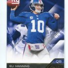 ELI MANNING 2011 Panini Playoff Absolute #65 Ole Miss Rebels NEW YORK NY Giants QB
