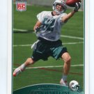 BRIAN HARTLINE 2009 Topps #346 ROOKIE Dolphins OHIO STATE Buckeyes