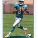PAT WHITE 2009 Topps #365 ROOKIE Dolphins WEST VIRGINIA Mountaineers QB