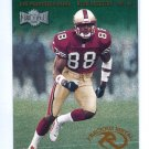 CHAFIE FIELDS 2000 Fleer Metal EMERALD GREEN SP #325 ROOKIE Penn State 49ers