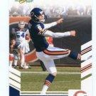 ROBBIE GOULD 2007 Score #41 Penn State Nittany Lions BEARS Kicker