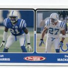 DAVID MACKLIN 2003 Topps Total #395 Penn State COLTS