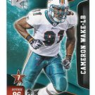 CAMERON CAM DEREK WAKE 2011 Panini Adrenalyn #163 Dolphins PENN STATE Nittany Lions
