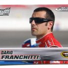 PW) DARIO FRANCHITTI 2008 Press Pass Speedway #14 ROOKIE