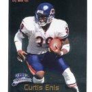 CURTIS ENIS 1998 Fleer Brilliants #130 ROOKIE Penn State BEARS