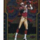 CHAFIE FIELDS 2000 Bowman Chrome #200 ROOKIE Penn State 49ers