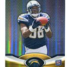 VINCENT BROWN 2011 Topps Platinum #101 ROOKIE Chargers SAN DIEGO STATE