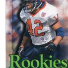 JAMES FARRIOR 1997 Fleer Ultra #9 INSERT ROOKIE Steelers VIRGINIA Cavaliers