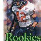 JAMES FARRIOR 1997 Fleer Ultra #9 INSERT ROOKIE Steelers VIRGINIA Cavaliers