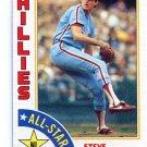STEVE CARLTON 1984 Topps All-Star #388 Philadelphia Phillies