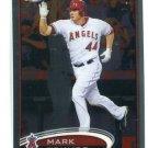 MARK TRUMBO 2012 Topps Chrome #83 Angels