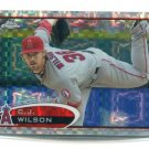 C.J. CJ WILSON 2012 Topps Chrome #8 XFRACTOR Angels