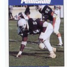 BRUCE CLARK 1992 Front Row Second Mile PENN STATE Nittany Lions SAINTS
