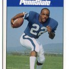 LYDELL MITCHELL 1992 Front Row Second Mile PENN STATE Nittany Lions COLTS