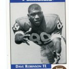 DAVE ROBINSON 1992 Front Row Second Mile PENN STATE Nittany Lions GREEN BAY GB Packers HOF