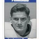 SAM TAMBURO 1992 Front Row Second Mile PENN STATE Nittany Lions NEW YORK Bulldogs