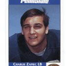 CHARLIE ZAPIEC 1992 Front Row Second Mile PENN STATE Nittany Lions RAIDERS