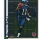 DEON BUTLER 2009 Topps Finest #96 ROOKIE Seahawks PENN STATE