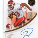 JASON HILL 2007 Press Pass AUTO ROOKIE Washington Stare 49ers