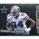 DeMARCUS WARE 2012 Panini Sticker FOIL #241 Dallas Cowboys