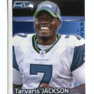 TAVARIS JACKSON 2012 Panini Sticker #446 Seahawks QB