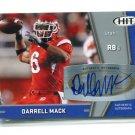 DARRELL MACK 2009 Sage Hit AUTO #A32 ROOKIE Utah Utes RB