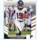 LAURENT ROBINSON 2007 Score #423 ROOKIE Dallas Cowboys FALCONS