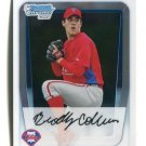 BRODY COLVIN 2011 Bowman Chrome #BCP162 ROOKIE Philadelphia Phillies