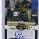JIM COOPER 2013 Leaf Army All-American AUTO Temple Owls KICKER #d/50
