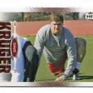 DAVE KRUGER 2013 Sage Hit RED SP #145 ROOKIE Utah Utes